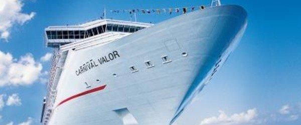 Carnival Cruises Carnival Valor