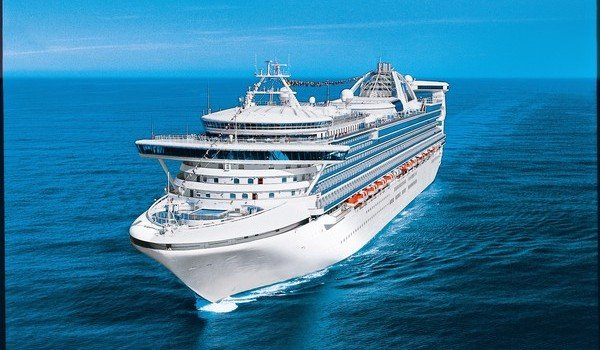 Princess Cruises Caribbean Princess2