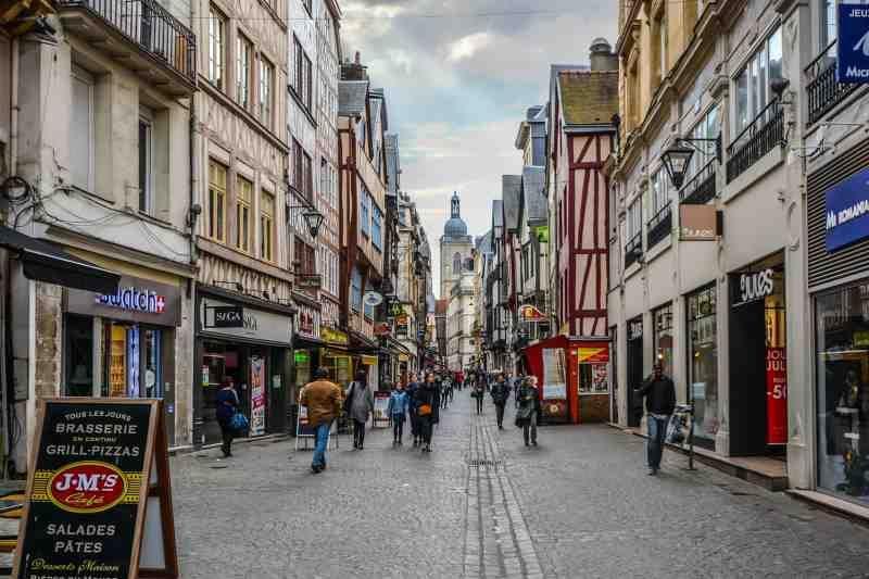Ranska Rouen