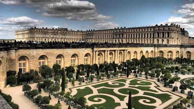 Ranska Versailles
