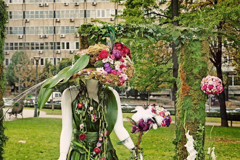 Serbia Belgradin kevät opastettuna