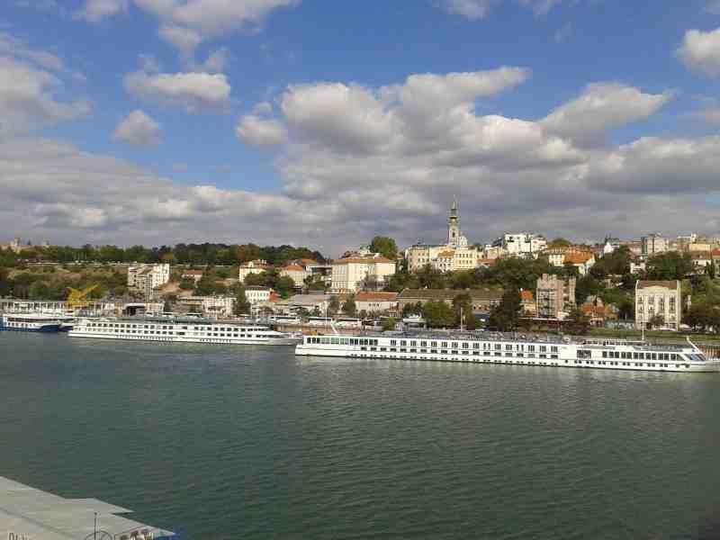 Serbia Belgrad joki