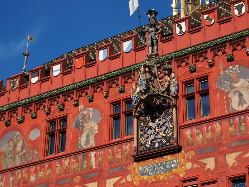 Sveitsi Basel