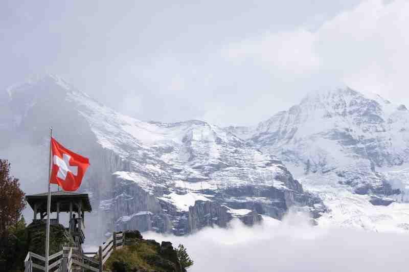 Sveitsi Jungfraujoch