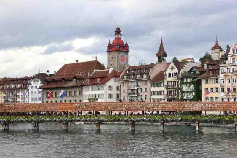 Sveitsi Lucerne