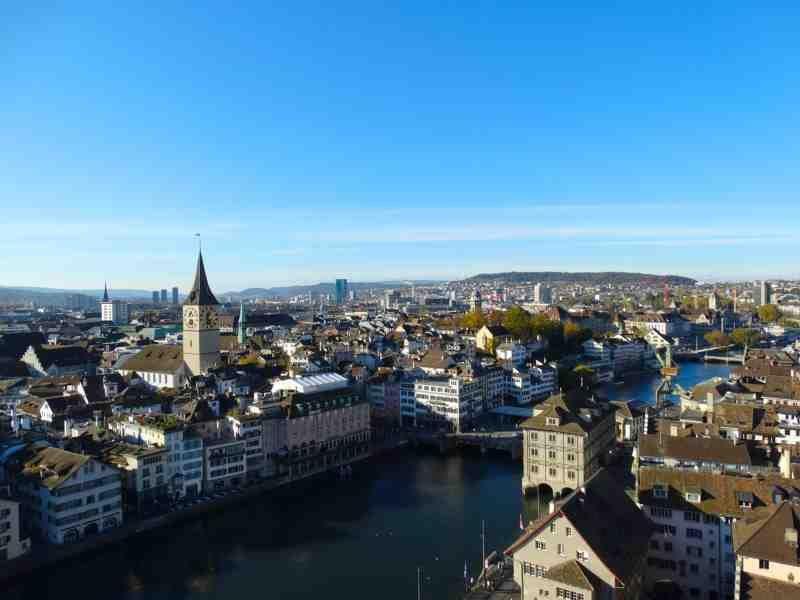 Sveitsi Zurich