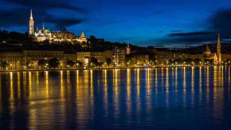 Unkari Budapest Tonava