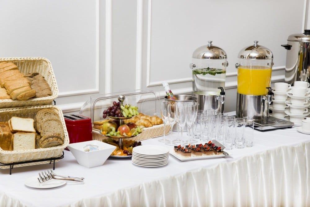Venäjä-Pietari-htl-Tchaikovsky-ravintola