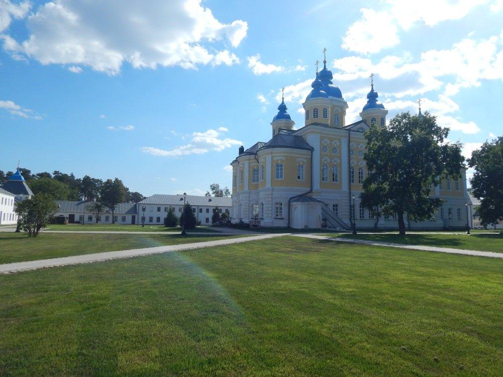 Venäjä_Karjala_Konevitsa_Konevitsan luostari1