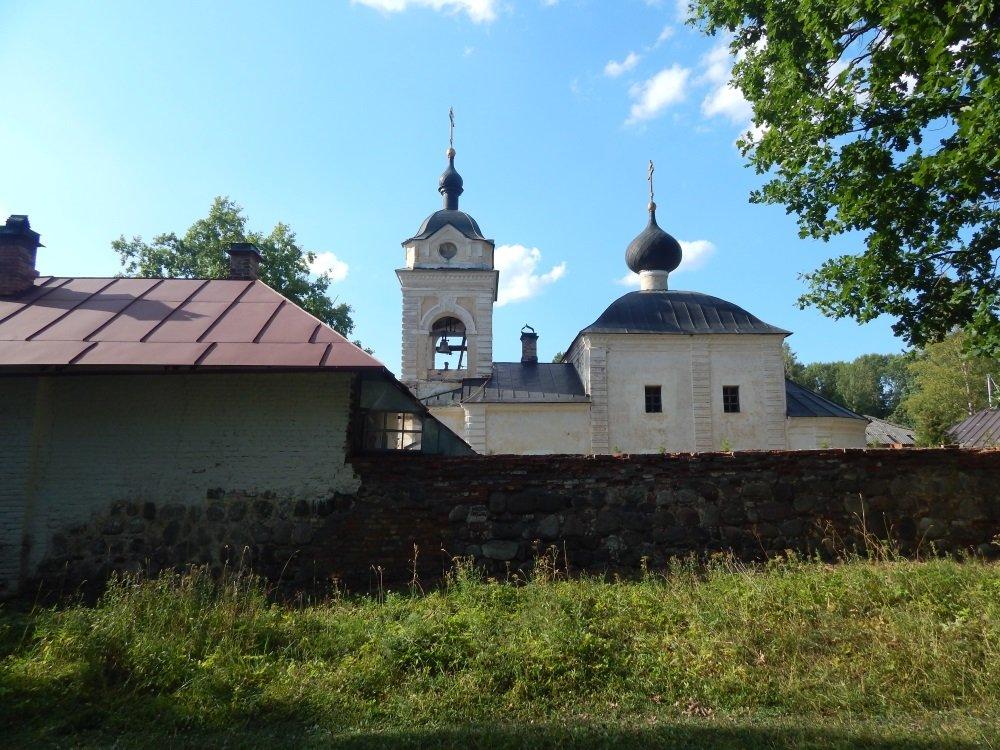 Venäjä_Karjala_Konevitsa_Konevitsan luostari3