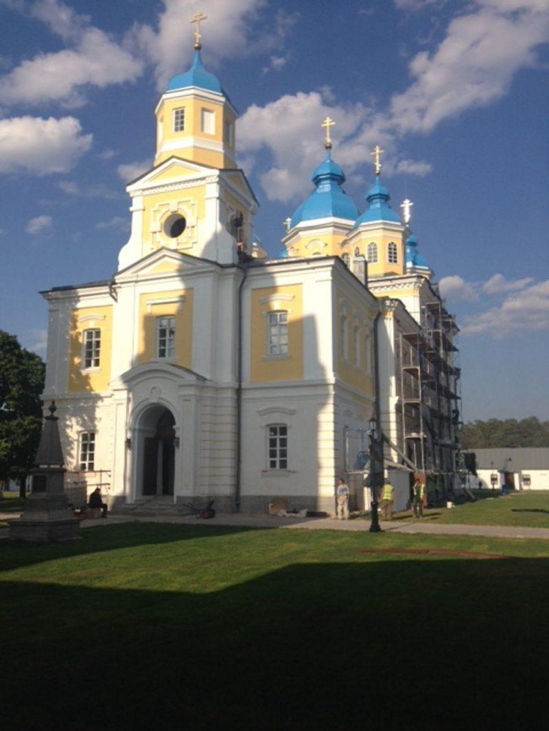 Venäjä_Karjala_Konevitsa_Konevitsan luostari4