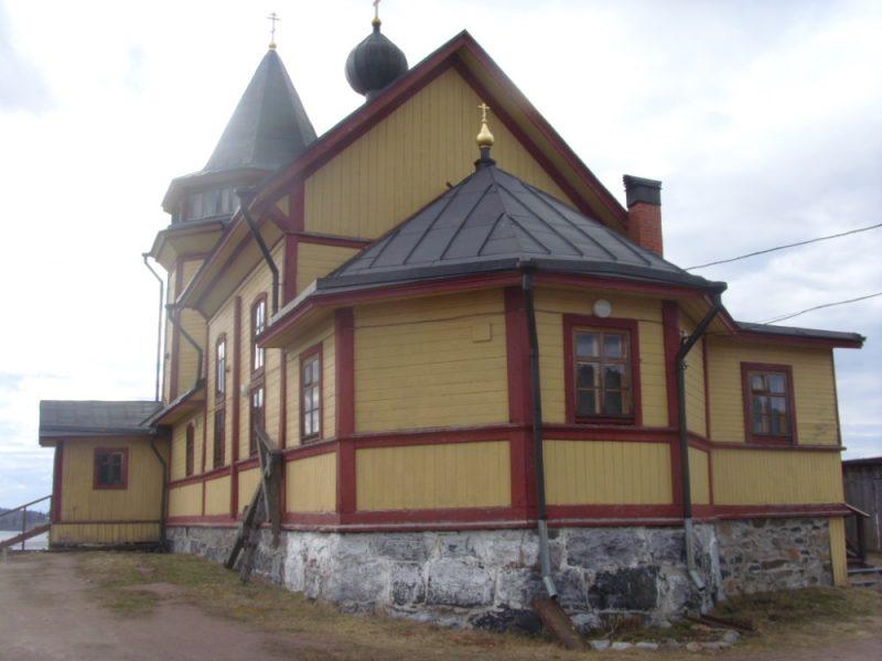 Venäjä_Karjala_Sortavala2