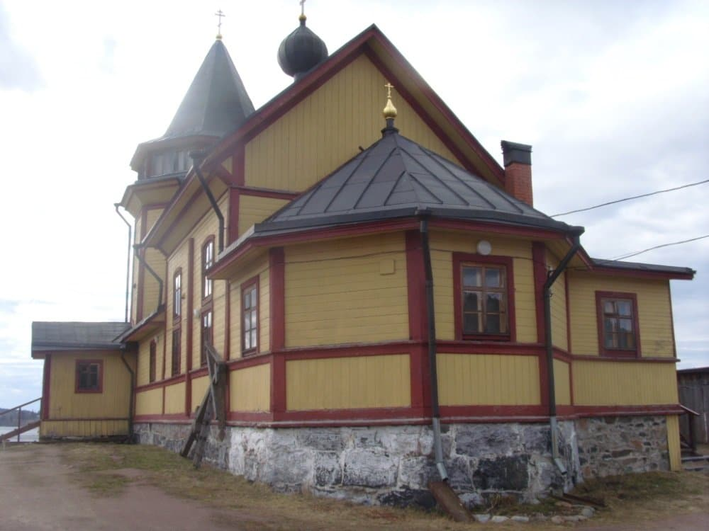 Venäjä Karjalan kannaksen hotellit