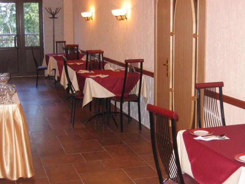 Venäjä_Karjala_Sortavala_Kaunis hotelli_kahvila