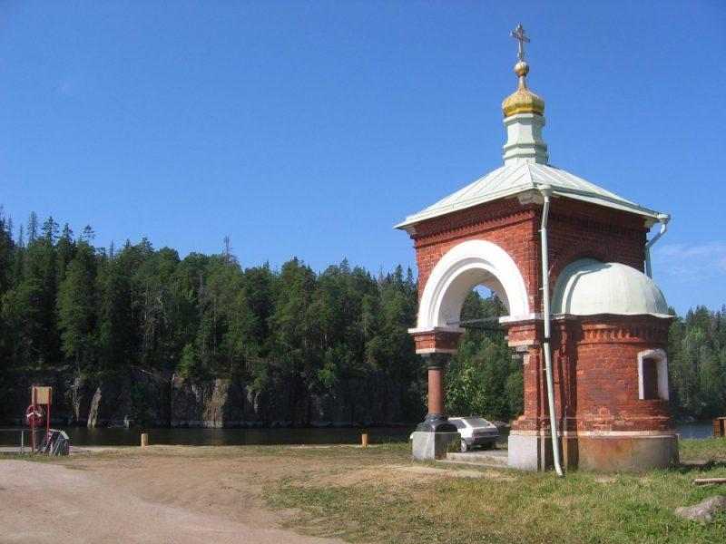 Venäjä_Karjala_Valamo_Valamon luostari1