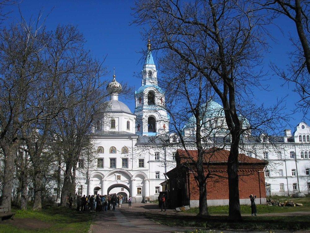 Venäjä Valamon hotellit