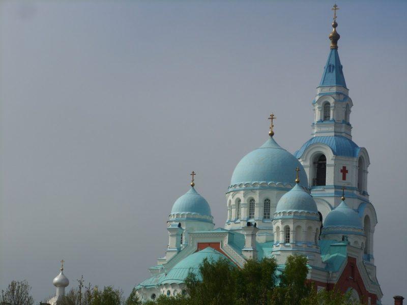 Venäjä_Karjala_Valamo_Valamon luostari3