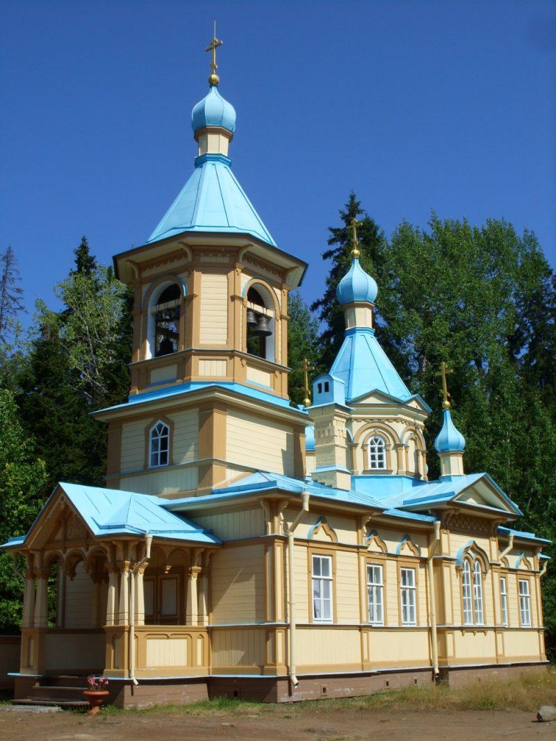 Venäjä_Karjala_Valamo_Valamon luostari5