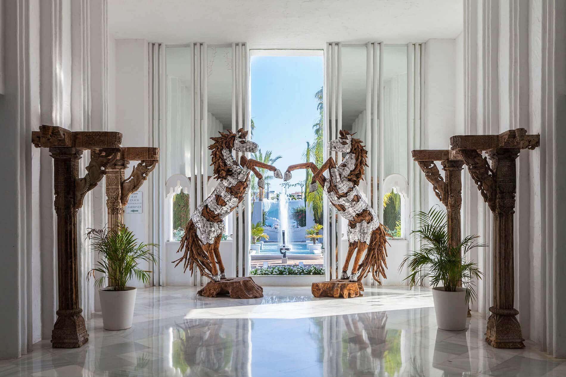 Espanja-Almuneckar-Hotel Suite Albayzin del Mar lobby