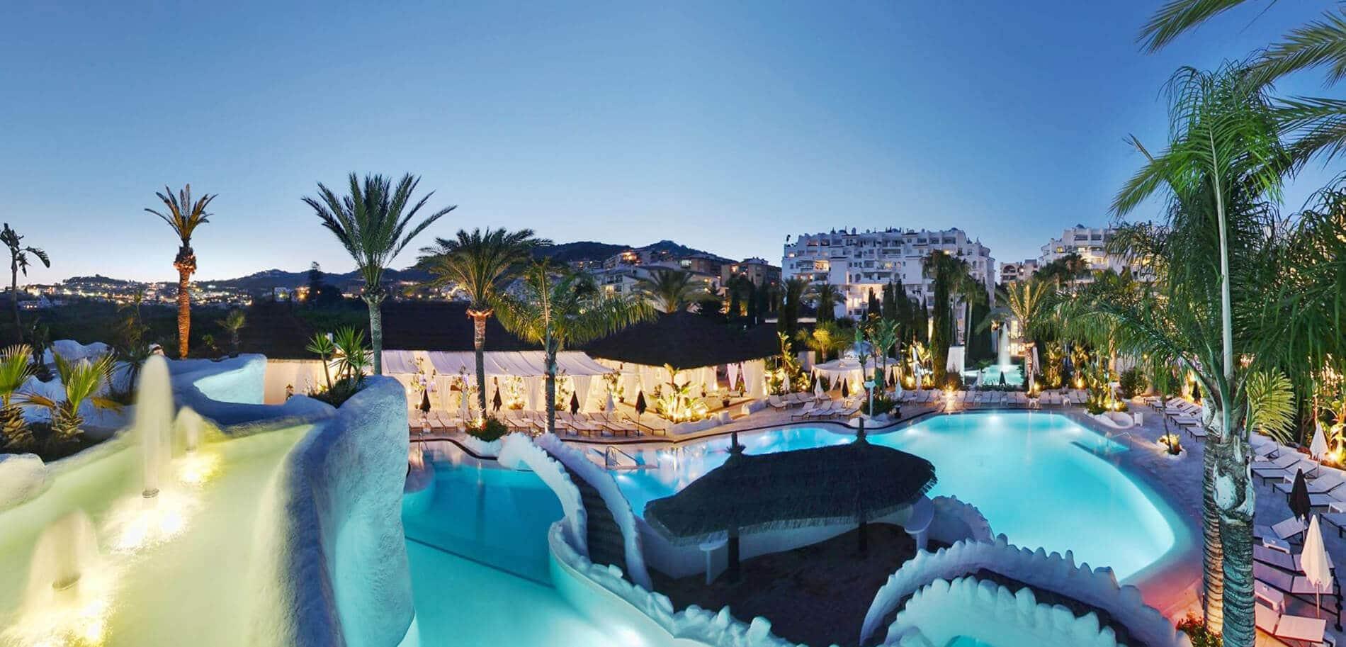 Espanja-Almuneckar-Hotel Suite Albayzin del Mar piscina allas
