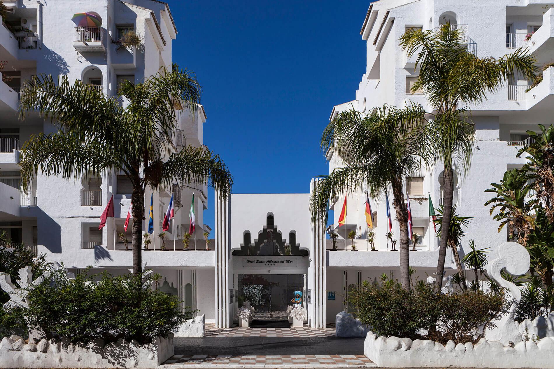 Espanja-Almuneckar-Hotel Suite Albayzin del Mar