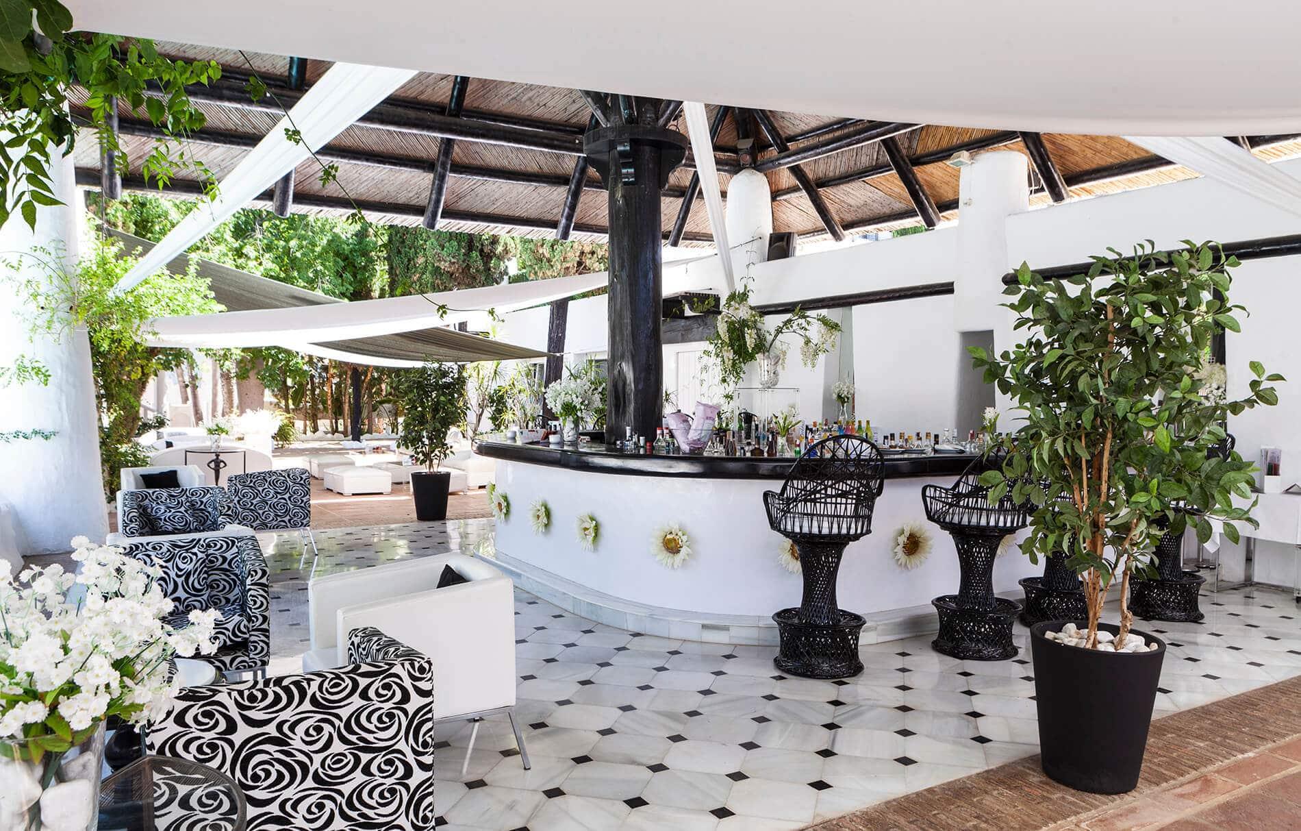 Espanja-Almuneckar-Hotel Suite Albayzin del terassibaari