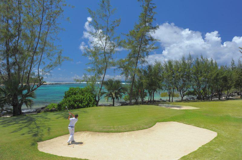 Hotel Shandrani 18-reiän golfkenttä
