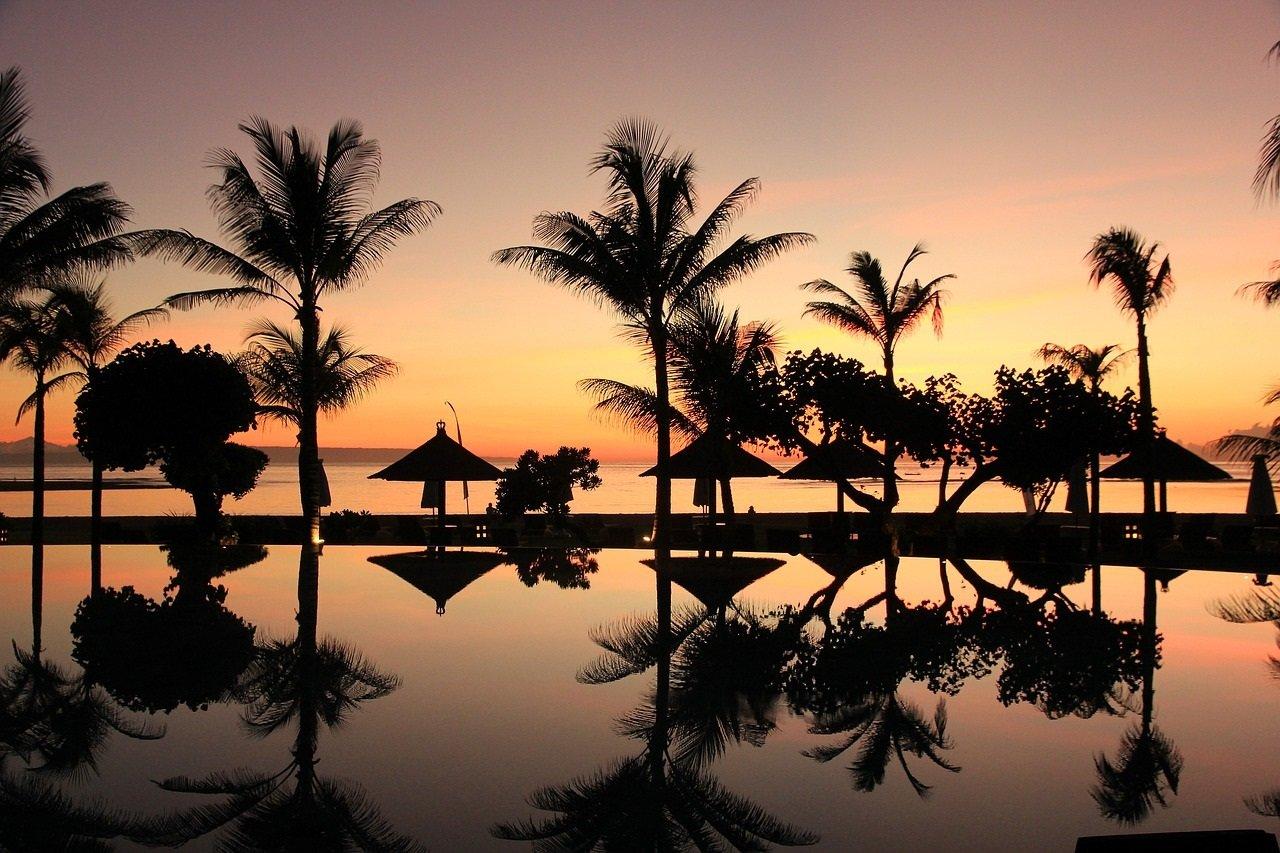 Indonesia Bali kaukomatka