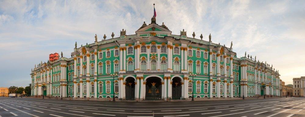 Venäjä Pietarin nähtävyydet