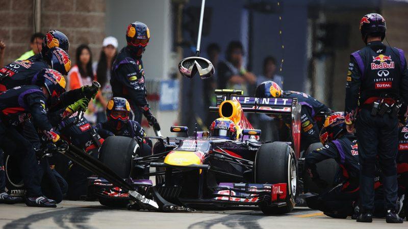 Formulamatka Itävalta Spielberg F1
