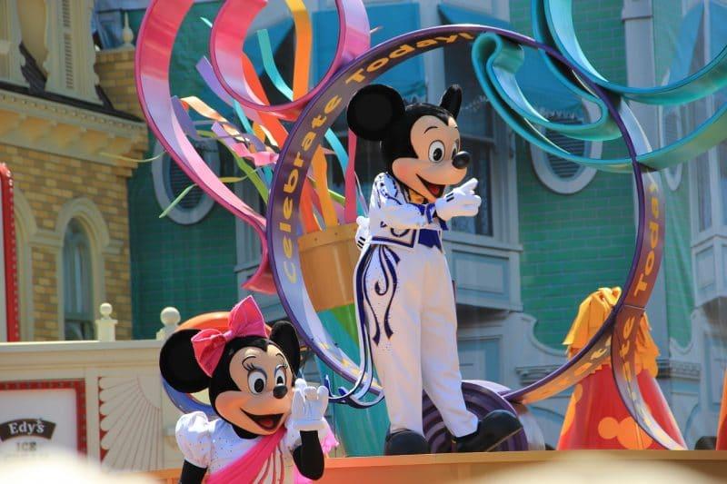 USA Disneyworld Orlando perheloma
