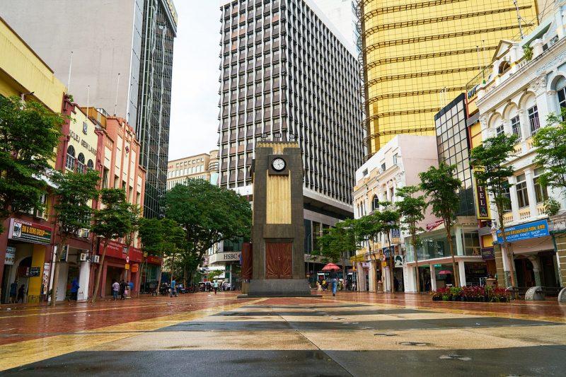 Malesia kiertomatka