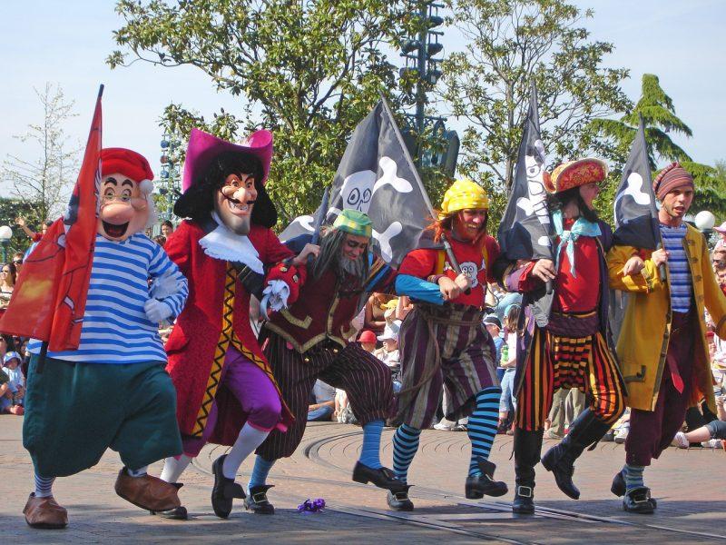 Ranska Pariisi Disneyland perheloma