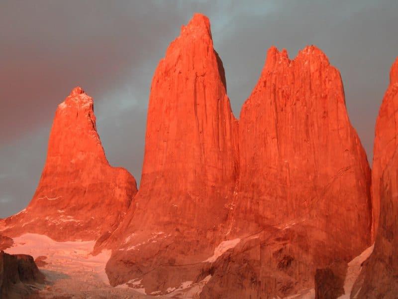 Chile-Argentiina-Uruguay kiertomatka