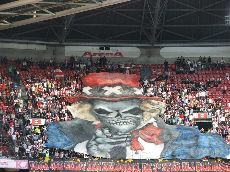Amsterdam Jalkapallomatka
