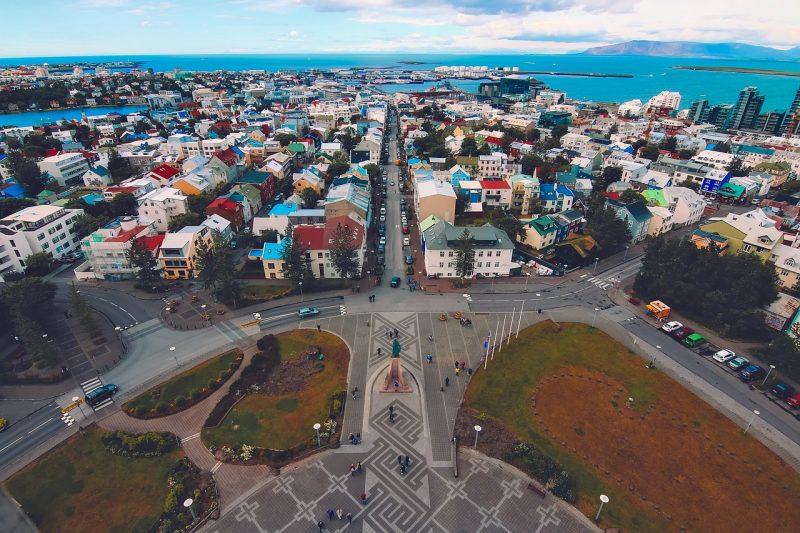 Islanti Reykjavik Joulutorit opastettuna