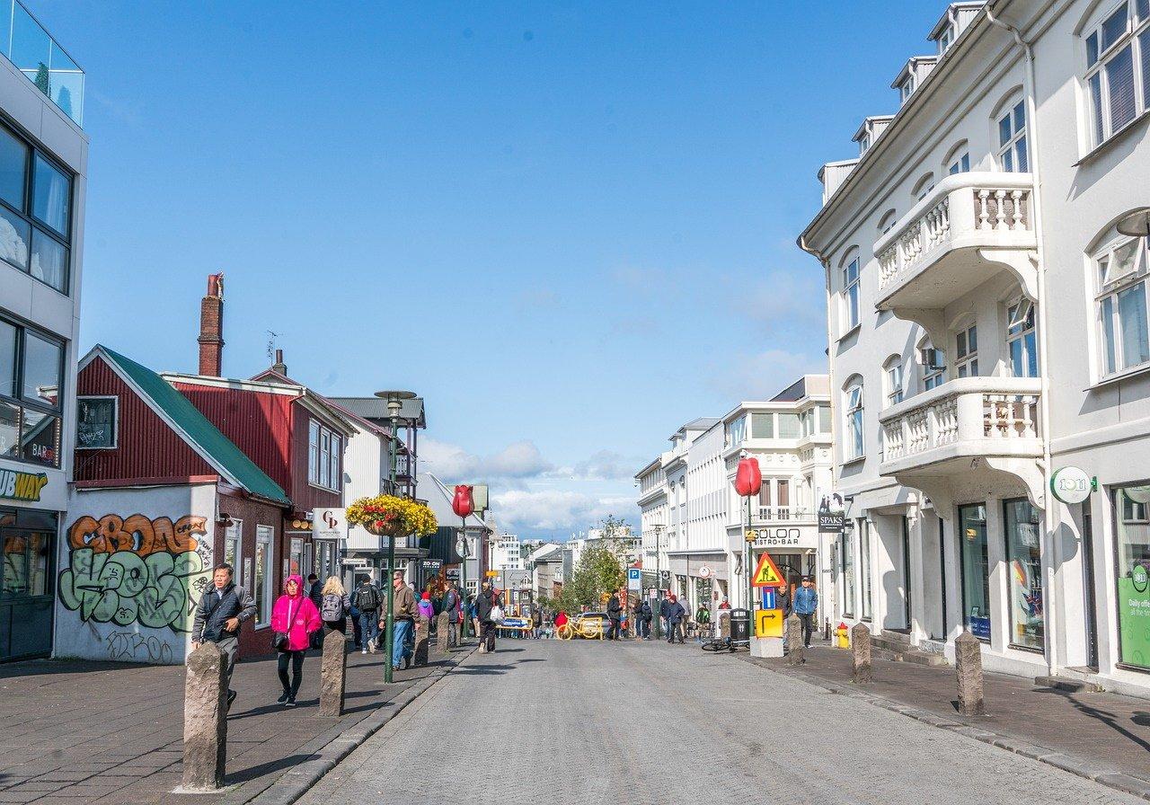 Islanti Reykjavik kaupunkiloma