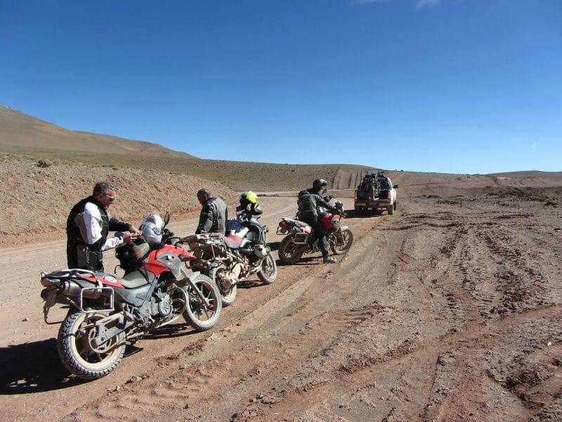 Road Trip moottoripyörämatka