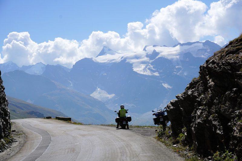 Alaska Moottoripyörämatka