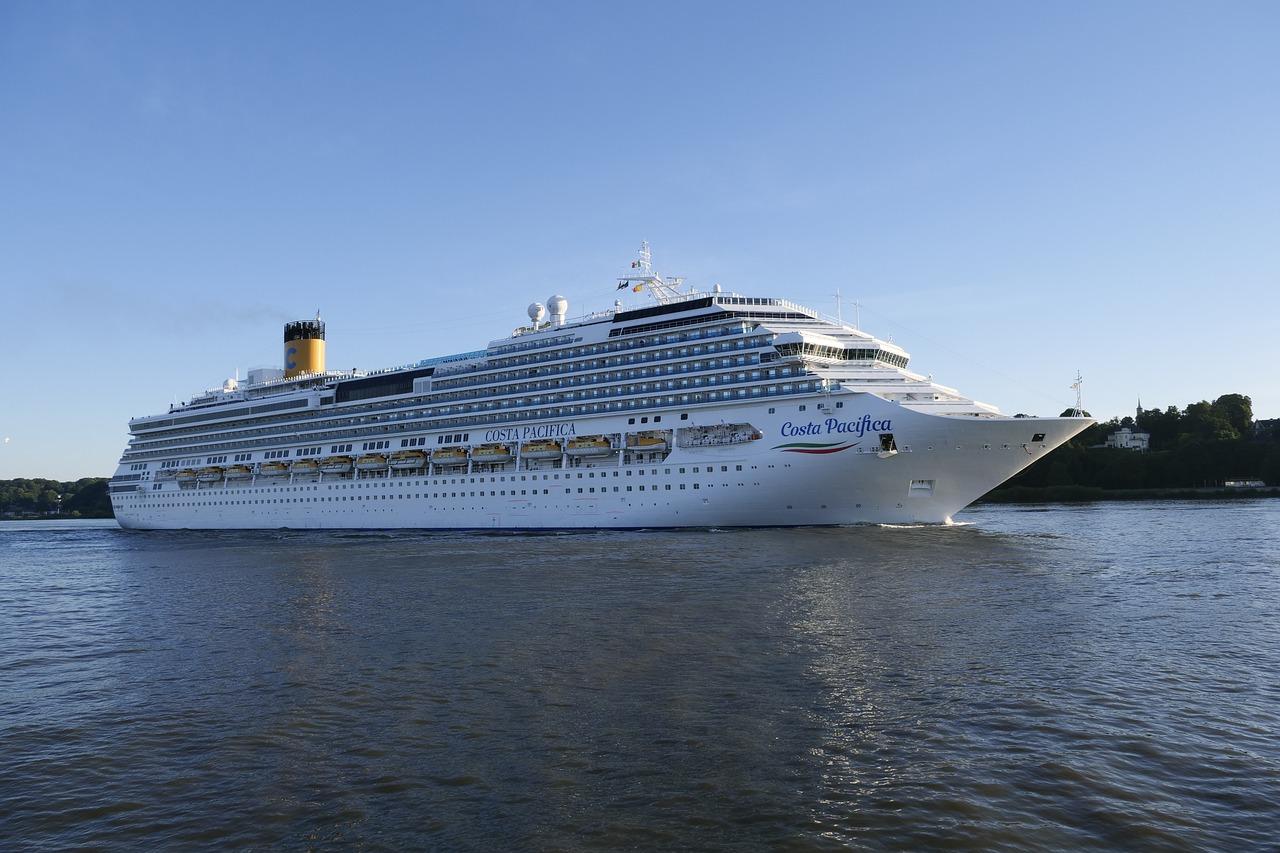 Costa Cruises Välimeren risteily Pacifica