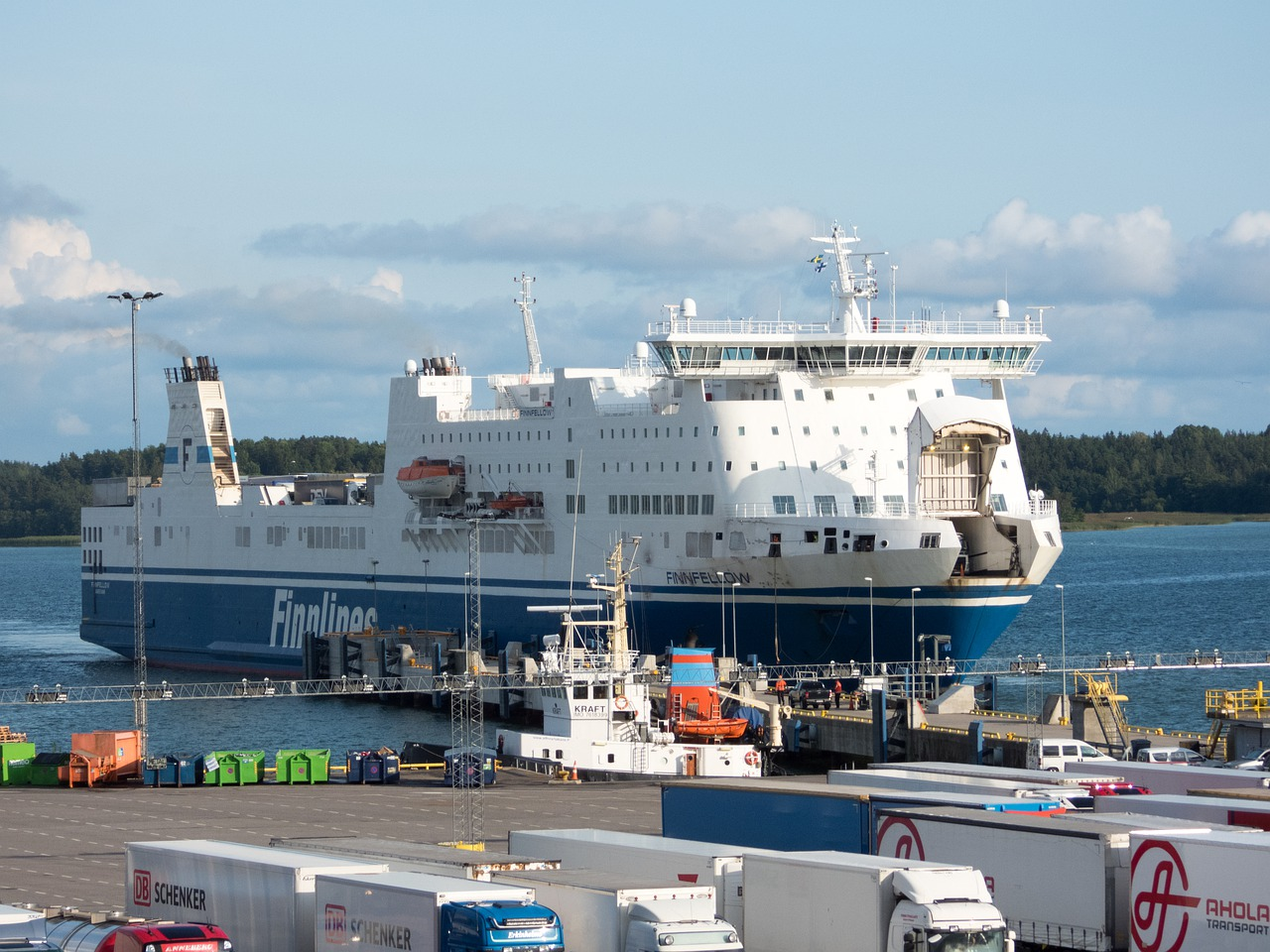 Ruotsin ja Ahvenanmaan risteilyt Finnlines
