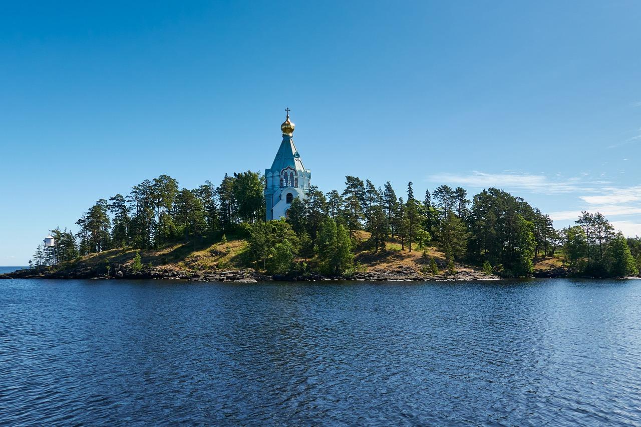 Venäjä Laatokan Luostarit ryhmämatka