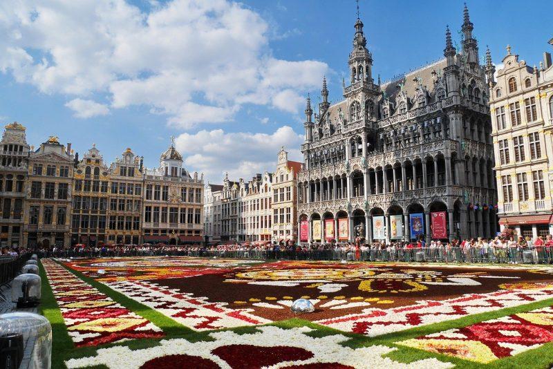 Bryssel pääsiäinen