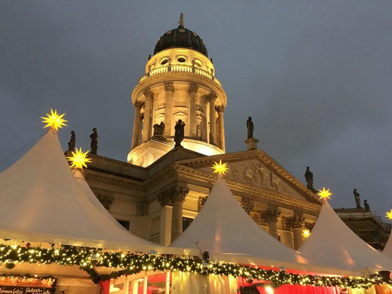 Saksa Berliini Joulutorit