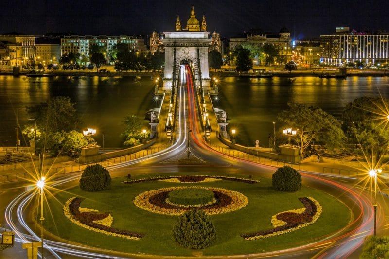 Unkari Budapest kaupunkiloma