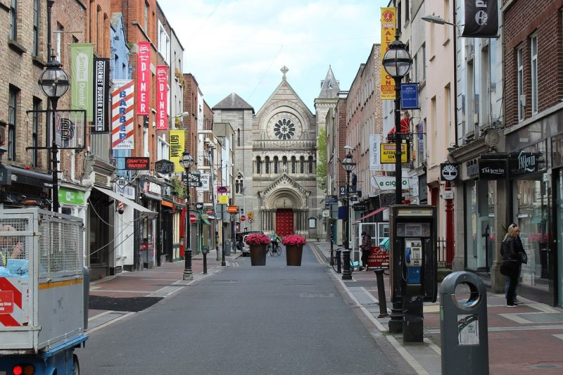 Irlanti Dublin pääsiäismatka