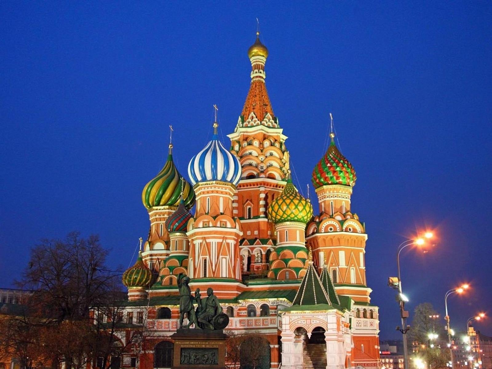 Venäjä Moskova ryhmämatka